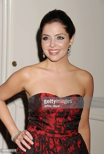Actress Jen Lilley attends the 2014 Operation Smile Gala at the Beverly Wilshire Four Seasons Hotel on September 19 2014 in Beverly Hills California