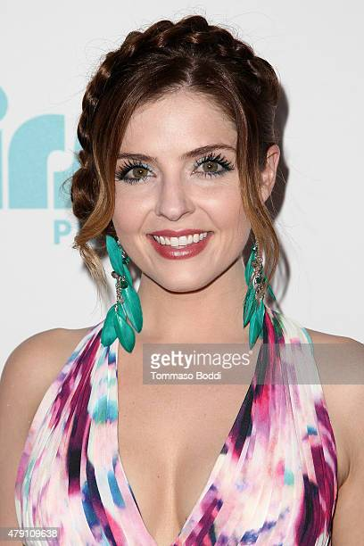 Actress Jen Lilley attends the 6th Annual Thirst Gala held at The Beverly Hilton Hotel on June 30 2015 in Beverly Hills California