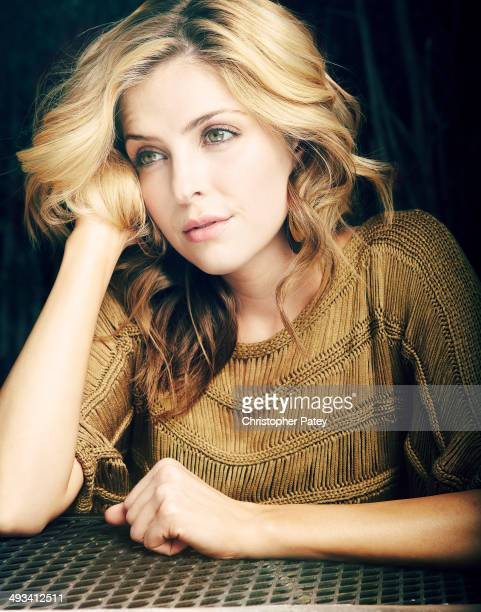 Actress Jen Lilley is photographed for Self Assignment on June 7 2012 in Los Angeles California