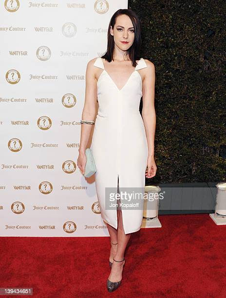 Actress Jena Malone arrives at Vanity Fair/Juicy Couture Host Vanities 20th Anniversary And Campaign Hollywood Kick Off Party at Siren Studios on...