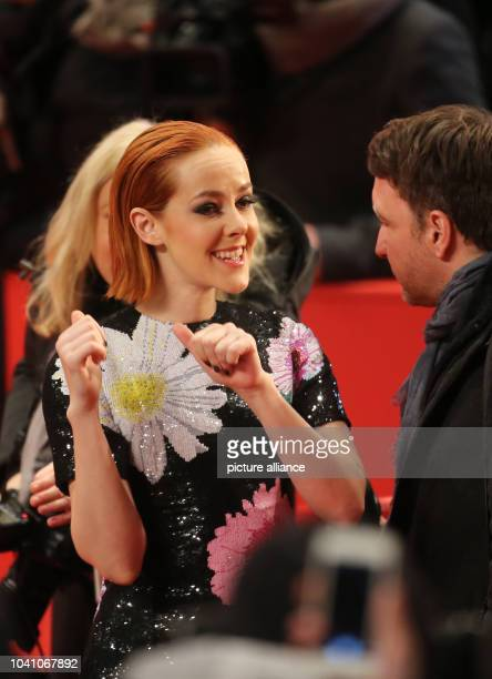 USactress Jena Malone at the opening gala of the 65th Berlin Film Festival and the premiere of Nobody Wants The Night 5 February 2015 The movie is...