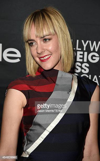 Actress Jena Malone attends HFPA InStyle's 2014 TIFF celebration during the 2014 Toronto International Film Festival at Windsor Arms Hotel on...