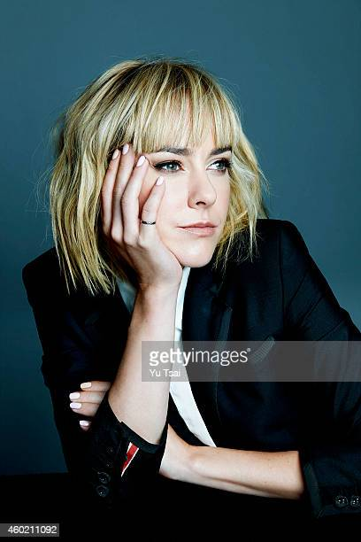 Actress Jena Malone is photographed for Variety on September 6 2014 in Toronto Ontario