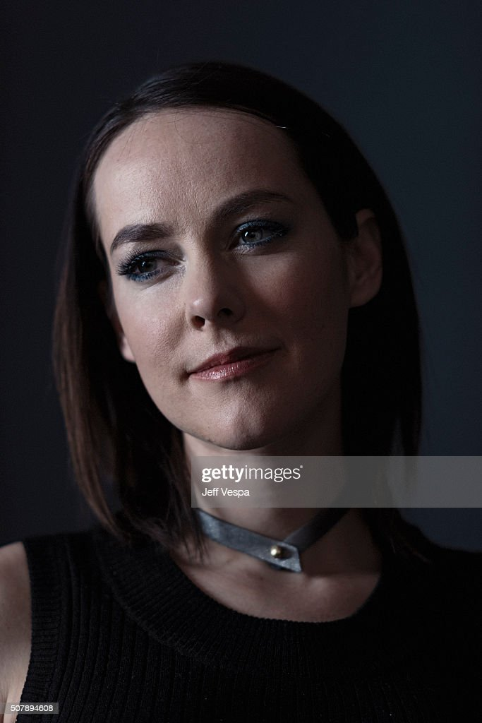 Actress Jena Malone of 'Lovesong' poses for a portrait at the 2016 Sundance Film Festival on January 24, 2016 in Park City, Utah.