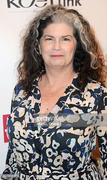 Actress Jenette Goldstein attends the Burbank International Film Festival's Presentation 30th Anniversary Screening Of Aliens held at AMC 16 on...