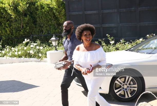 Actress Jenifer Lewis attends Taraji's Boutique of Hope on September 22 2018 in Beverly Hills California