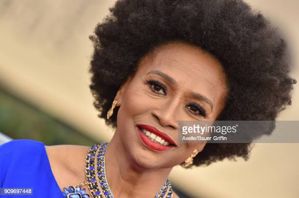 Actress Jenifer Lewis attends the 24th Annual Screen Actors Guild Awards at The Shrine Auditorium on January 21 2018 in Los Angeles California