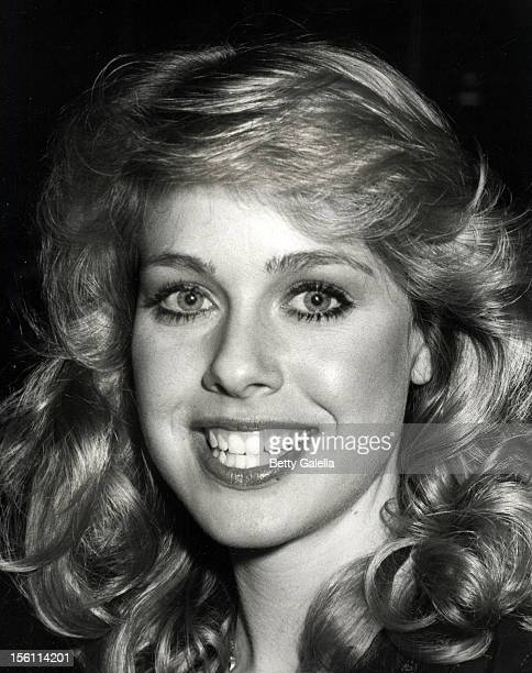 Actress Jenilee Harrison attending the screening of 'Angel Dusted' on February 13 1981 at the Director's Guild Theater in Hollywood California