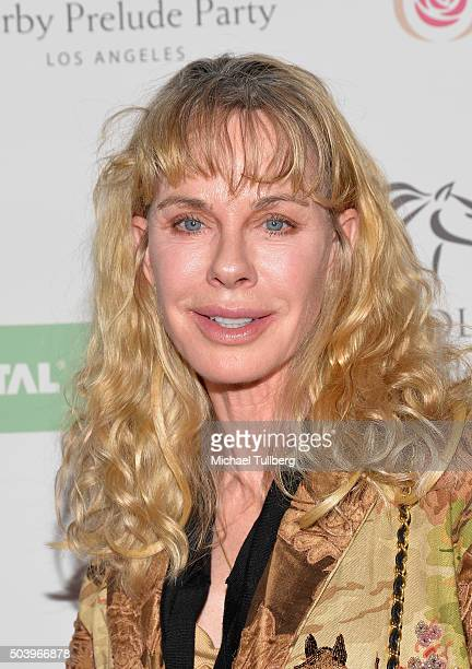 Actress Jenilee Harrison attends the 7th Annual Unbridled Eve Derby Prelude Party at The London West Hollywood on January 7 2016 in West Hollywood...
