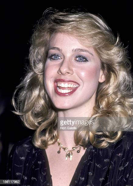 Actress Jenilee Harrison attends the 'Angel Dusted' Screening on February 13 1981 at DGA Theatre in West Hollywood California