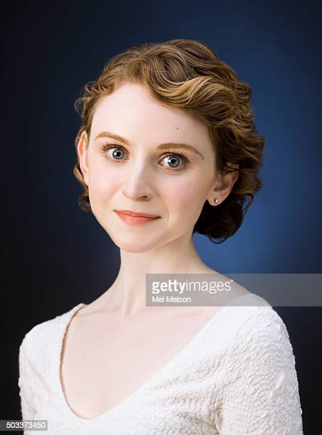 Actress Jenn Murray is photographed for Los Angeles Times on December 11 2015 in Los Angeles California PUBLISHED IMAGE CREDIT MUST READ Mel...