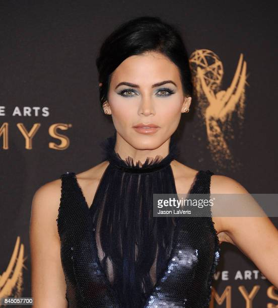 Actress Jenna Dewan attends the 2017 Creative Arts Emmy Awards at Microsoft Theater on September 9 2017 in Los Angeles California