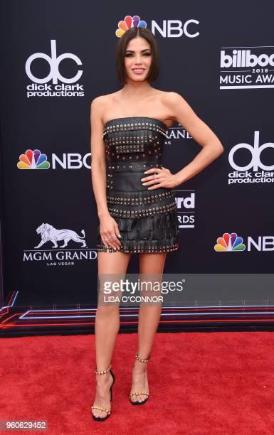 Actress Jenna Dewan attends the 2018 Billboard Music Awards 2018 at the MGM Grand Resort International on May 20 2018 in Las Vegas Nevada