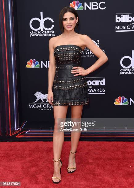 Actress Jenna Dewan attends the 2018 Billboard Music Awards at MGM Grand Garden Arena on May 20 2018 in Las Vegas Nevada