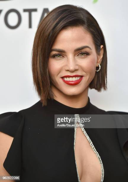 Actress Jenna Dewan attends the 28th Annual EMA Awards Ceremony at Montage Beverly Hills on May 22, 2018 in Beverly Hills, California.