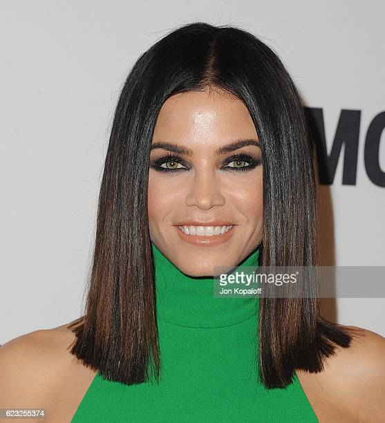 Actress Jenna Dewan Tatum arrives at Glamour Women Of The Year 2016 at NeueHouse Hollywood on November 14 2016 in Los Angeles California