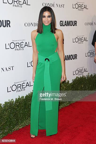Actress Jenna Dewan Tatum attends Glamour Women Of The Year 2016 at NeueHouse Hollywood on November 14, 2016 in Los Angeles, California.