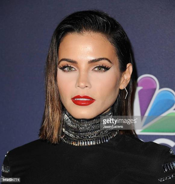 """Actress Jenna Dewan Tatum attends NBC's """"World of Dance"""" celebration at Delilah on September 19, 2017 in West Hollywood, California."""