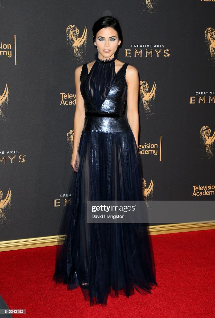 Actress Jenna Dewan Tatum attends the 2017 Creative Arts Emmy Awards at Microsoft Theater on September 9, 2017 in Los Angeles, California.