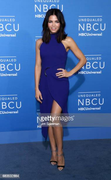 Actress Jenna Dewan Tatum attends the 2017 NBCUniversal Upfront at Radio City Music Hall on May 15 2017 in New York City