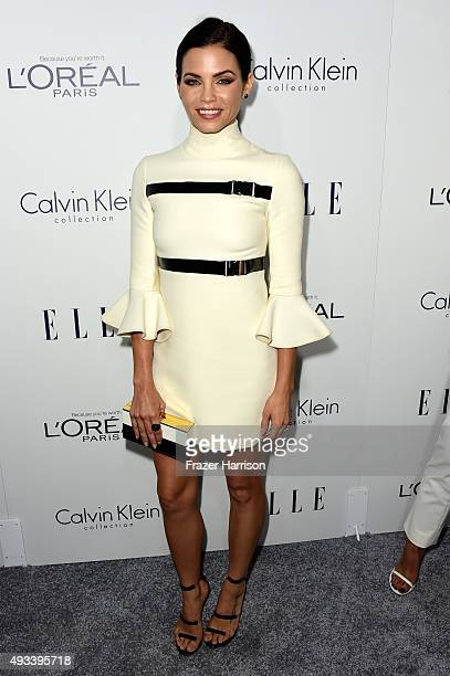 Actress Jenna Dewan Tatum attends the 22nd Annual ELLE Women in Hollywood Awards presented by Calvin Klein Collection L'Oréal Paris and David Yurman...