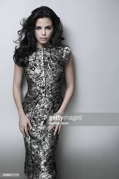 Actress Jenna Dewan Tatum is photographed for Alexa on October 2 2013 in Los Angeles California