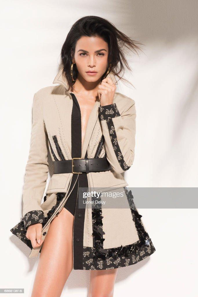 Jenna Dewan Tatum, Prestige Hong Kong, May 1, 2017