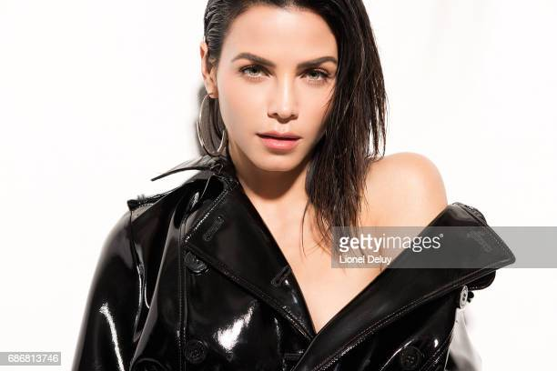 Actress Jenna Dewan Tatum is photographed for Prestige Hong Kong on March 23 2017 in Los Angeles California