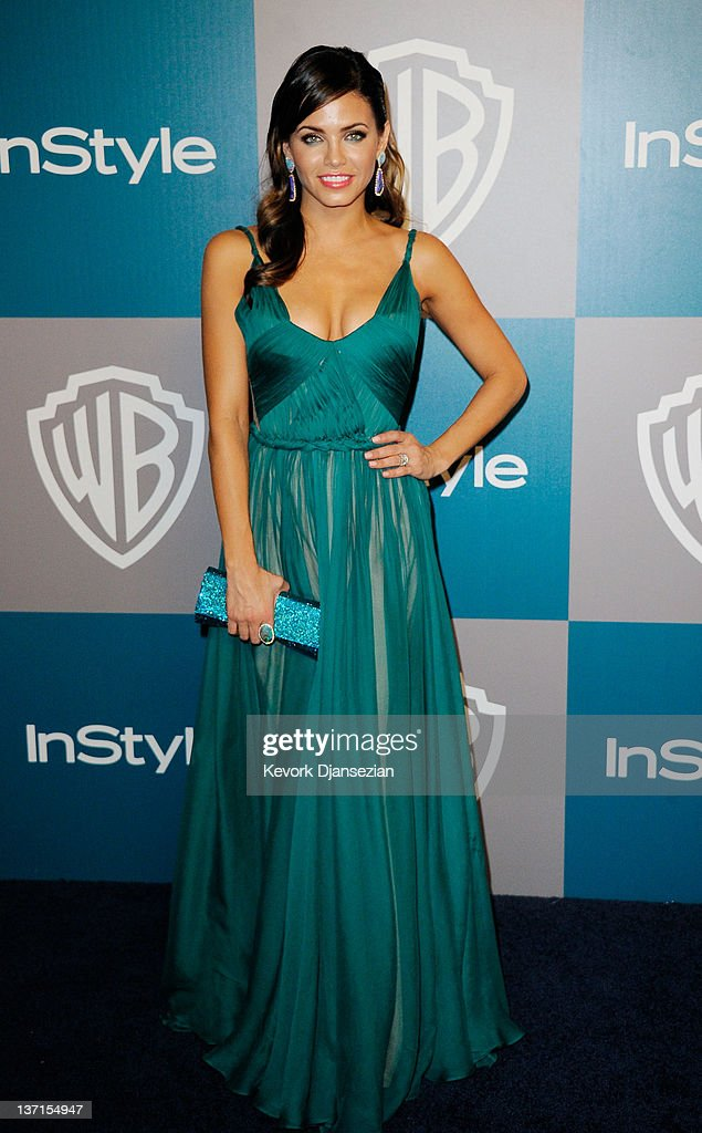 13th Annual Warner Bros. And InStyle Golden Globe Awards After Party - Arrivals : News Photo