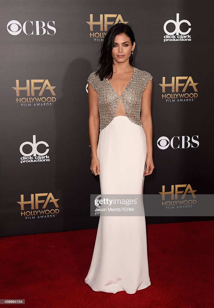 Actress Jenna Dewan-Tatum attends the 18th Annual Hollywood Film Awards at The Palladium on November 14, 2014 in Hollywood, California.
