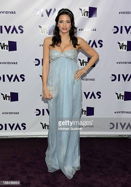 Actress Jenna DewanTatum attends VH1 Divas 2012 at The Shrine Auditorium on December 16 2012 in Los Angeles California
