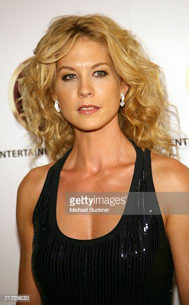 Actress Jenna Elfman arrives at the 10th Annual Entertainment Tonight Emmy Party sponsored by People Magazine held at the Mondrian on August 27 2006...