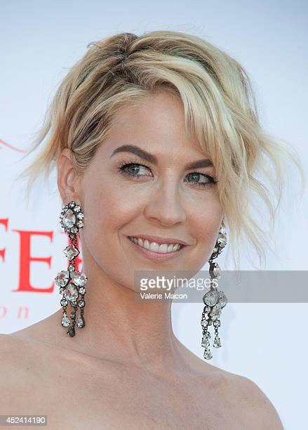Actress Jenna Elfman arrives at the 4th Annual Celebration Of Dance Gala Presented By The Dizzy Feet Foundation at Dorothy Chandler Pavilion on July...