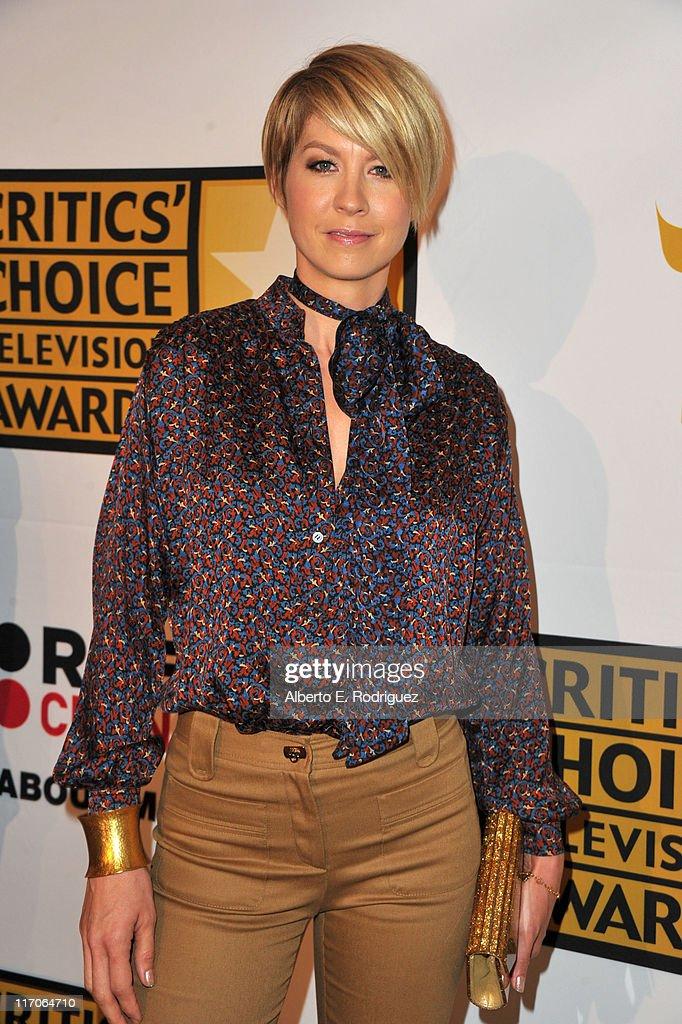 Critics' Choice Television Awards - Red Carpet : News Photo