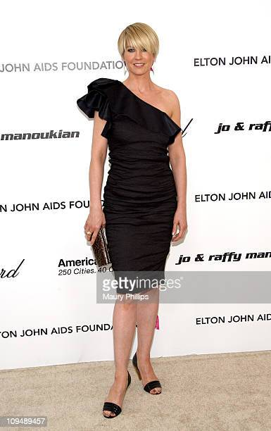 Actress Jenna Elfman attends the 19th Annual Elton John AIDS Foundation's Oscar viewing party held at the Pacific Design Center on February 27 2011...