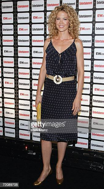 Actress Jenna Elfman attends the Entertainment Weekly Magazine Party Celebrating the 2006 Photo Issue at Quixote Studios on October 4 2006 in...