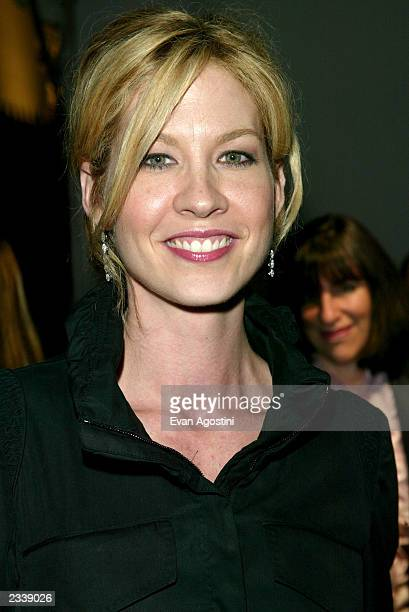 Actress Jenna Elfman attends the White House Correspondent's Dinner afterparty hosted by Bloomberg News at the Trade Ministry of the Russian...