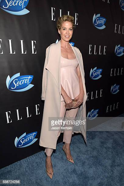 Actress Jenna Elfman attends the Women In Comedy event with July cover stars Leslie Jones Melissa McCarthy Kate McKinnon and Kristen Wiig hosted by...