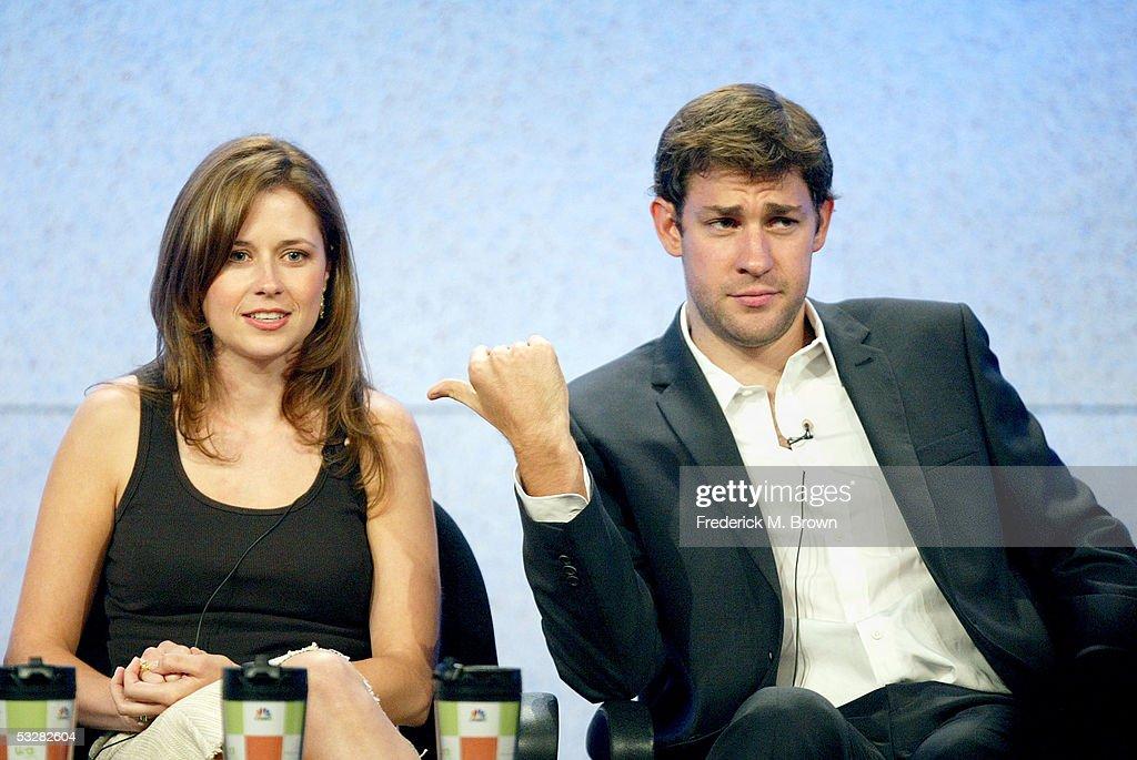 2005 Summer NBC Television Critics Press Tour - Day 13 : News Photo