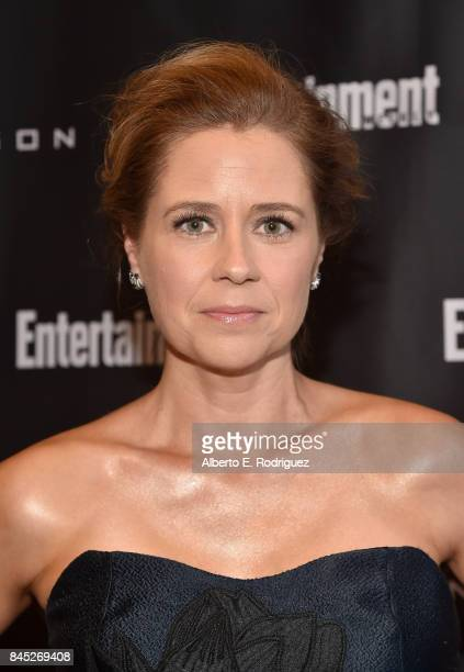 Actress Jenna Fischer attends Entertainment Weekly's Must List Party during the Toronto International Film Festival 2017 at the Thompson Hotel on...