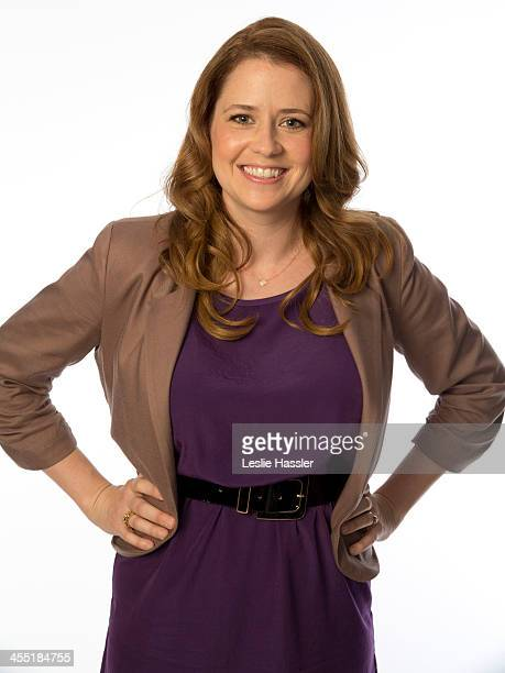Actress Jenna Fischer is photographed on April 22 2012 in New York City