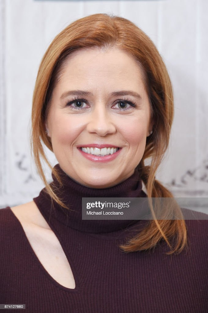 "Build Presents Jenna Fischer Discussing ""The Actor's Life: A Survival Guide"""