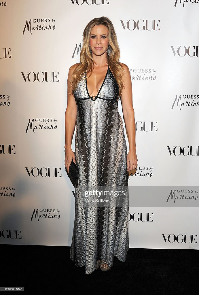 Guess By Marciano And Vogue 2011 Holiday Collection Debut : News Photo