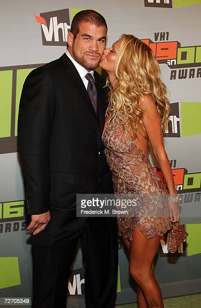 Actress Jenna Jameson with gues arrive to the VH1 Big in '06 Awards held at Sony Studios on December 2 2006 in Culver City California