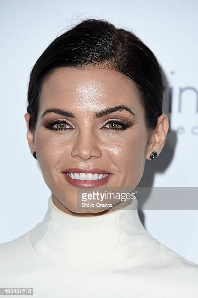 Actress Jenna Lee Dewan Tatum attends the 22nd Annual ELLE Women in Hollywood Awards at Four Seasons Hotel Los Angeles at Beverly Hills on October 19...