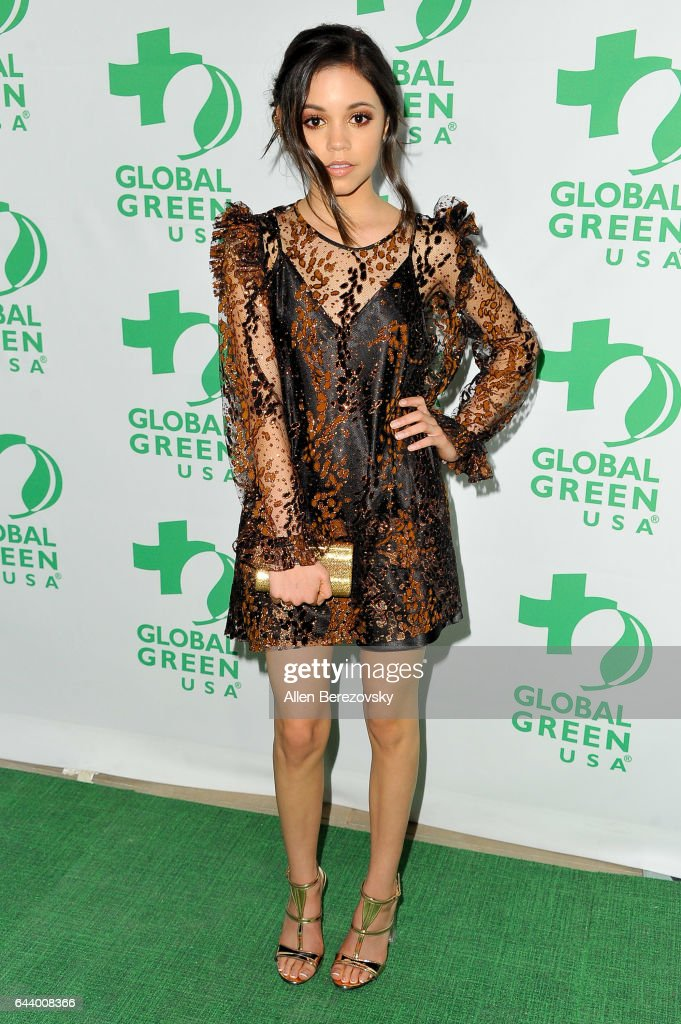 14th Annual Global Green Pre-Oscar Gala - Arrivals : News Photo