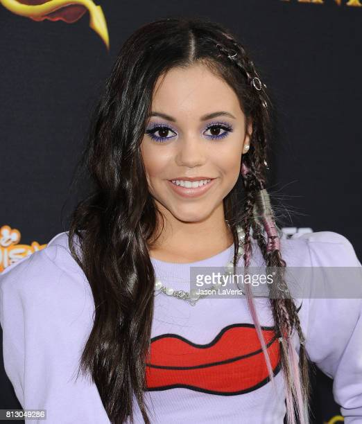 Actress Jenna Ortega attends the premiere of 'Descendants 2' at The Cinerama Dome on July 11 2017 in Los Angeles California