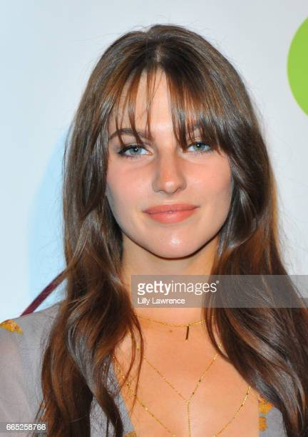 Actress Jenna Stone arrives at the 8th Annual Indie Series Awards at The Colony Theater on April 5 2017 in Burbank California