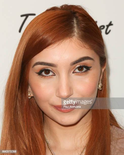 Actress Jennessa Rose attends Teala Dunn's 21st Birthday Party on December 10 2017 in Los Angeles California