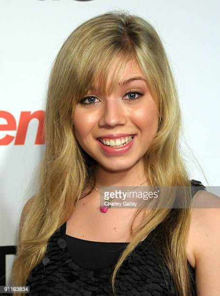 Actress Jennette McCurdy arrives at 7th Annual Teen Vogue Young Hollywood Party at MILK Studios on September 25 2009 in Los Angeles California
